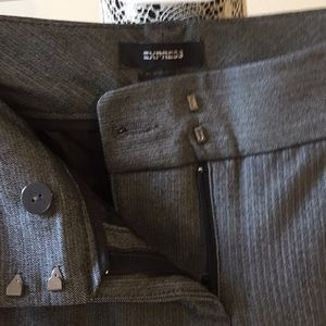 Express Pants & Jumpsuits - 🚫SOLD🚫 Gray Express Dress Pants